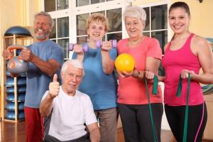 Seniorensportgruppe 2